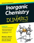 Inorganic Chemistry For Dummies, 1. udgave