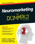 Neuromarketing For Dummies, 1. udgave