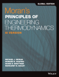Moran's Principle of Engineering Thermodynamics SI Global Edition, 9. udgave