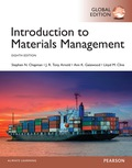 Introduction to Materials Management, Global Edition, 8. udgave