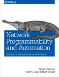 Network Programmability and Automation, 1. udgave