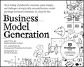 Business Model Generation: A Handbook for Visionaries, Game Changers, and Challengers, 1. udgave