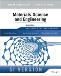 Materials Science and Engineering, SI Version, 9. udgave