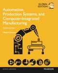 Automation, Production Systems, and Computer-Integrated Manufacturing, Global Edition, 4. udgave