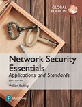 Network Security Essentials: Applications and Standards, Global Edition, 6. udgave