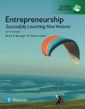 Entrepreneurship: Successfully Launching New Ventures, Global Edition, 6. udgave