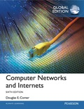 Computer Networks and Internets, Global Edition, 6. udgave