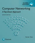 Computer Networking: A Top-Down Approach, Global Edition, 7. udgave