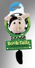 miniaturebillede af omslaget til Book-tails bookmarks, cow