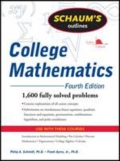 Schaum's Outline of College Mathematics, Fourth Edition, 4. udgave