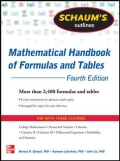 Mathematical Handbook of Formulas and Tables, 4. udgave