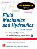 Schaum's Outline of Fluid Mechanics and Hydraulics, 4th Edition, 4. udgave
