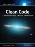 miniaturebillede af omslaget til Clean Code - A Handbook of Agile Software Craftsmanship