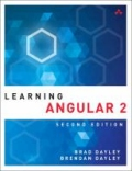 miniaturebillede af omslaget til Angular - A Hands-On Guide to Angular 2 and Angular 4, 2. udgave