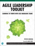 miniaturebillede af omslaget til Agile Leadership Toolkit - Learning to Thrive with Self-Managing Teams, 1. udgave