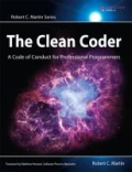 miniaturebillede af omslaget til The Clean Coder - A Code of Conduct for Professional Programmers