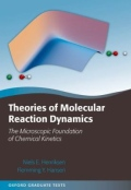 miniaturebillede af omslaget til Theories of Molecular Reaction Dynamics - The Microscopic Foundation of Chemical Kinetics