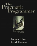 miniaturebillede af omslaget til The Pragmatic Programmer - From Journeyman to Master