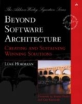 miniaturebillede af omslaget til Beyond Software Architecture - Creating and Sustaining Winning Solutions, 1. udgave