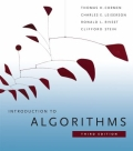 Introduction to Algorithms, 3. udgave