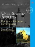 miniaturebillede af omslaget til User Stories Applied - For Agile Software Development