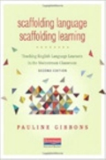miniaturebillede af omslaget til Scaffolding Language, Scaffolding Learning, Second Edition - Teaching English Language Learners in the Mainstream Classroom, 2. udgave
