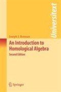miniaturebillede af omslaget til Introduction to Homological Algebra, 2. udgave