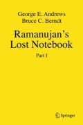 Ramanujan's Lost Notebook, 1. udgave