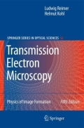 Transmission Electron Microscopy - Physics of Image Formation, 5. udgave