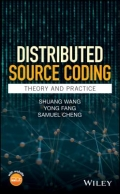 miniaturebillede af omslaget til Distributed Source Coding - Theory and Practice, 1. udgave