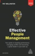 Effective People Management - Your Guide to Boosting Performance, Managing Conflict and Becoming a Great Leader in Your Start Up, 2. udgave