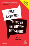 Great Answers to Tough Interview Questions, 10. udgave