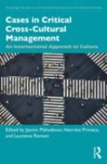 Cases in Critical Cross-Cultural Management - An Intersectional Approach to Culture