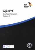miniaturebillede af omslaget til Agile Project Management