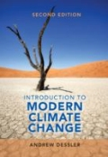 miniaturebillede af omslaget til Introduction to Modern Climate Change, 2. udgave