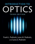 Introduction to Optics, 3. udgave