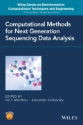 miniaturebillede af omslaget til Computational Methods for Next Generation Sequencing Data Analysis, 1. udgave