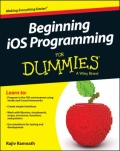 miniaturebillede af omslaget til Beginning iOS Programming for Dummies®