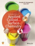 miniaturebillede af omslaget til Introduction to Applied Colloid and Surface Chemistry, 1. udgave
