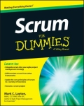 miniaturebillede af omslaget til Scrum for Dummies