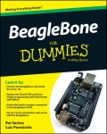 miniaturebillede af omslaget til BeagleBone for Dummies