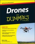 miniaturebillede af omslaget til Drones for Dummies