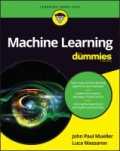 miniaturebillede af omslaget til Machine Learning for Dummies, 1. udgave