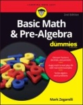 Basic Math and Pre-Algebra for Dummies, 2. udgave