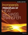 miniaturebillede af omslaget til Incropera's Principles of Heat and Mass Transfer, 8. udgave