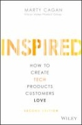 miniaturebillede af omslaget til Inspired - A Silicon Valley Product Manager's Guide to Creating Amazing Software, Products and Services, 2nd Edition, 2. udgave