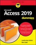 miniaturebillede af omslaget til Access 2019 for Dummies