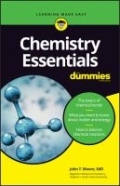 miniaturebillede af omslaget til Chemistry Essentials for Dummies