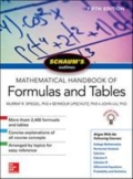 Schaum's Outline of Mathematical Handbook of Formulas and Tables, Fifth Edition, 5. udgave