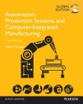 miniaturebillede af omslaget til Automation, Production Systems, and Computer-Integrated Manufacturing, Global Edition